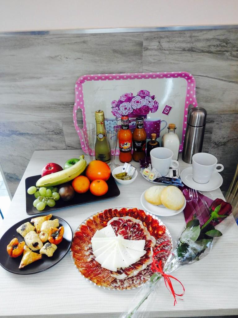 Desayuno a domicilio valencia - desayuno gourmet