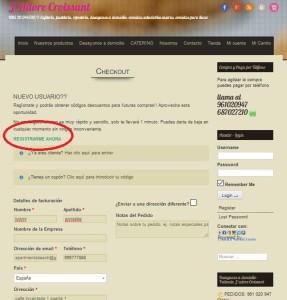 pagina checkout pago1