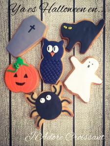 bizcocho de calabaza galletas halloween valencia