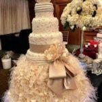 tartas de boda 007